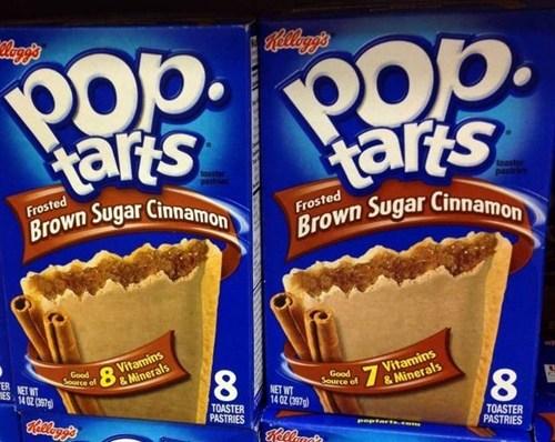 pop tarts healthy food funny - 7486344960