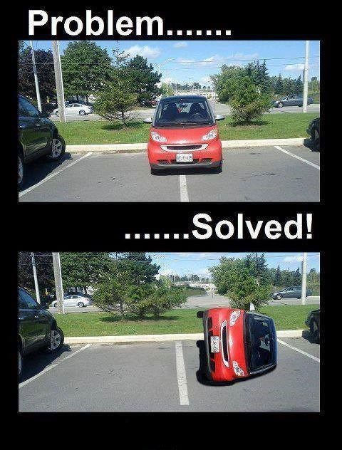 cars funny parking - 7486364928