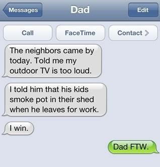 dads tattletales funny AutocoWrecks - 7486402048