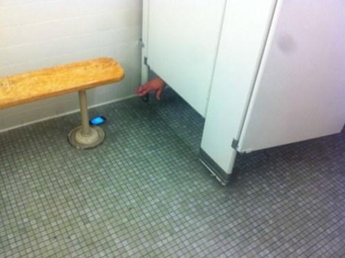 so close phone bathroom funny - 7486758400