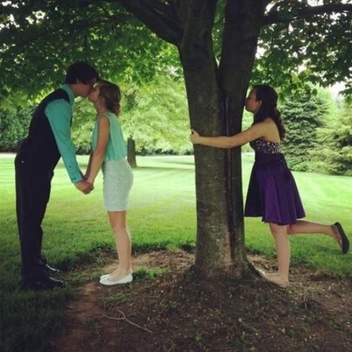 forever alone date prom funny - 7486761216