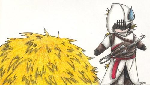 Fan Art assassins creed video games - 7487905024