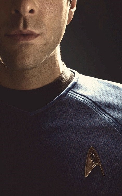 Spock Zachary Quinto Star Trek - 7489912832