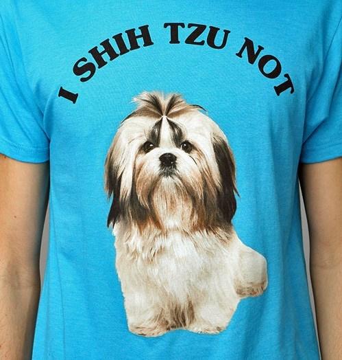 shih tzu,shirt,funny