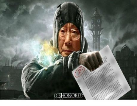 Memes dishonored funny - 7490252544