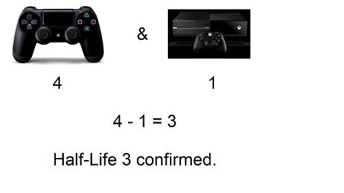 half life consoles video games funny - 7490635008
