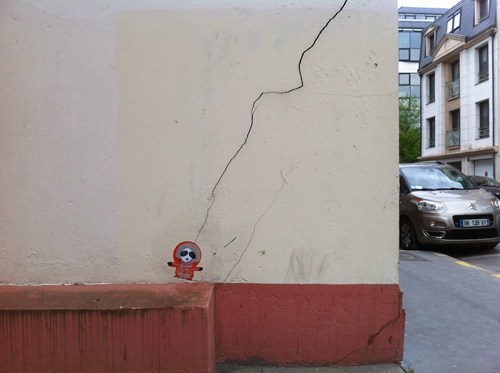 Street Art South Park graffiti hacked irl - 7490705408