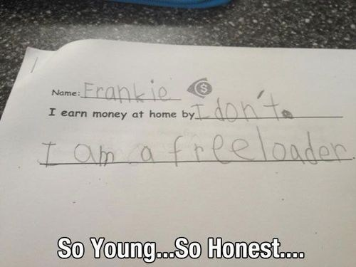 kids say the darndest things funny honesty is the best policy - 7490717952