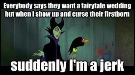 Sleeping Beauty fairy tale malificent funny g rated dating - 7490750976