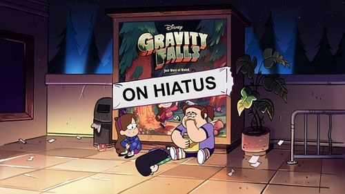Fan Art gravity falls cartoons hiatus - 7491197696