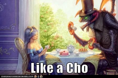 Like a Cho