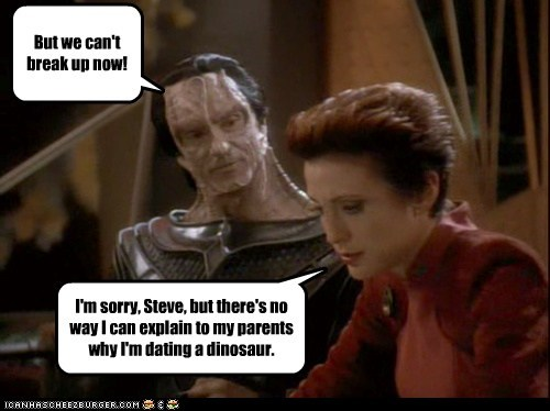 gul dukat relationships Star Trek funny - 7491769344