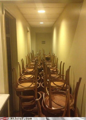 chairs bathroom coffee hallways funny