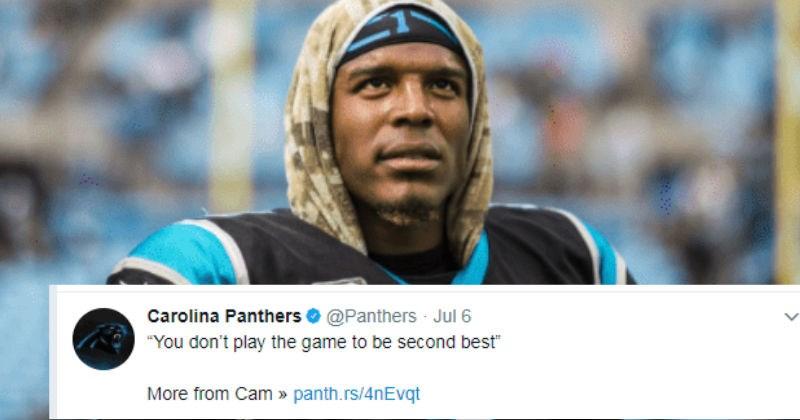 twitter nfl social media football carolina panthers - 7491845