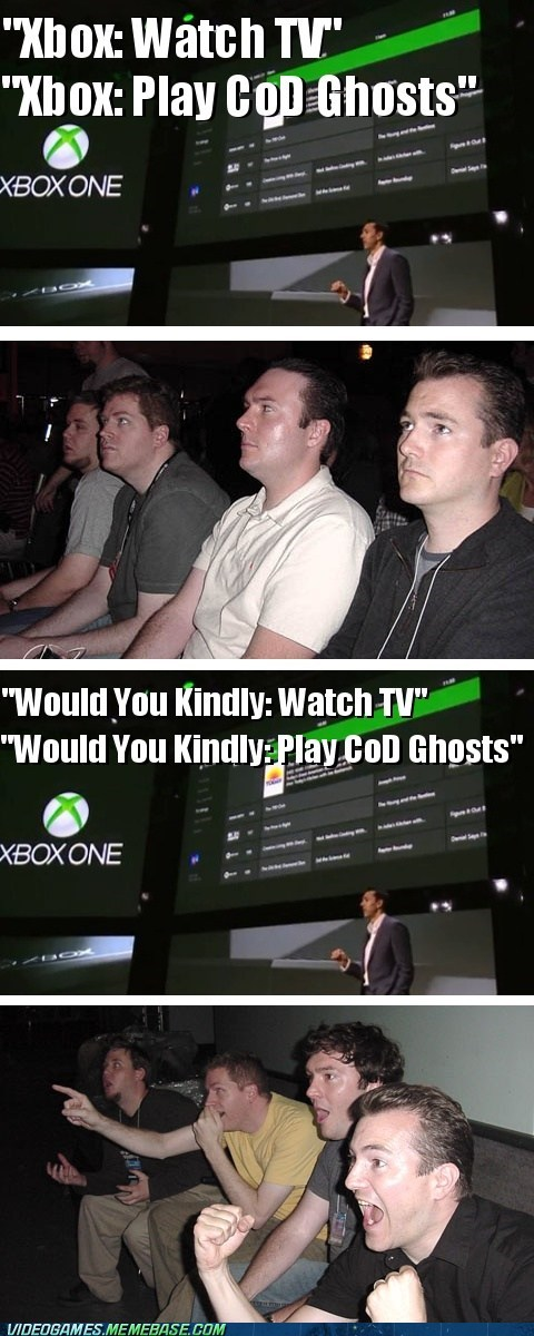 would you kindly funny xbox one - 7491880960