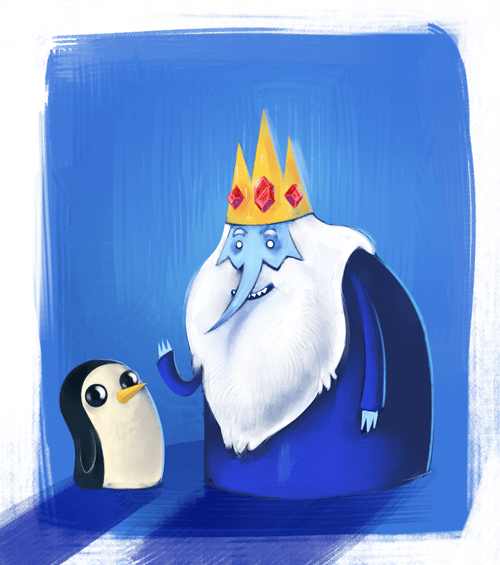 Fan Art cartoon network adventure time - 7492102912