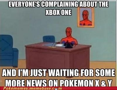 Pokémon Spider-Man Memes funny xbox one - 7492292352