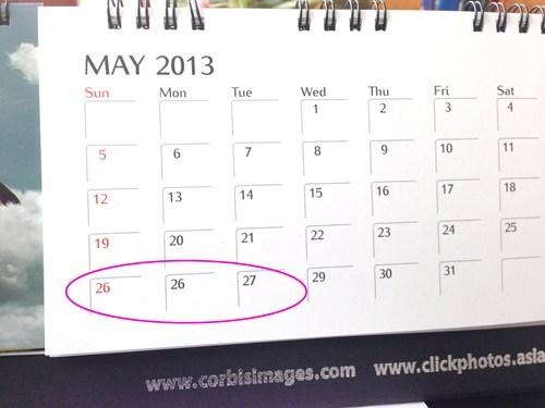FAIL calendars funny there I fixed it - 7492572928
