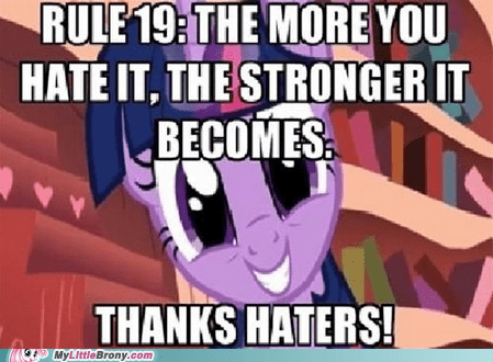 Bronies fandoms rule 19 funny - 7492817152