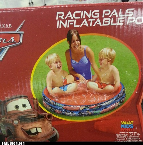 kiddie pool,funny,not what it looks like