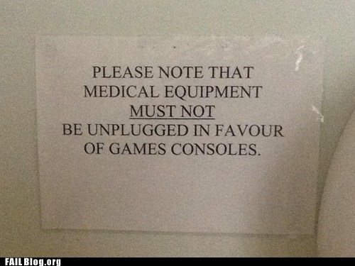 sign hospital what funny fail nation g rated - 7493698048