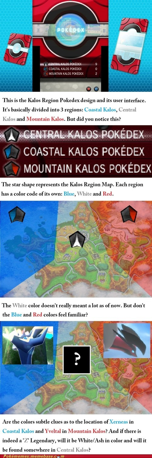 Pokémon theories kalos france - 7494288896