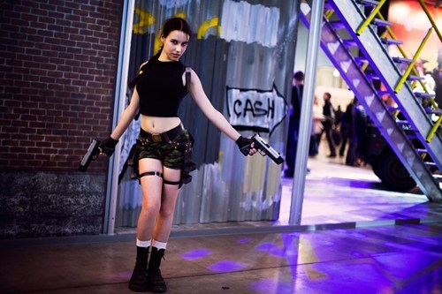 lara croft,cosplay,list,Tomb Raider,video games