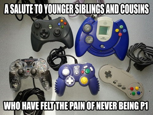 mad catz siblings gaming controllers video games funny - 7494462720