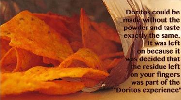 did you know doritos food funny - 7494802432