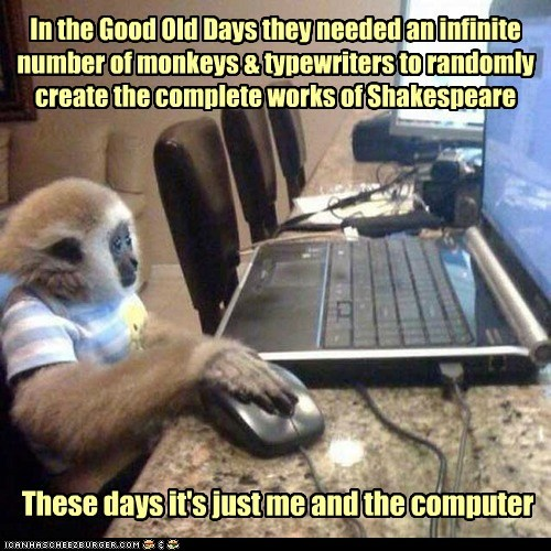 work shakespeare computer - 7495112448