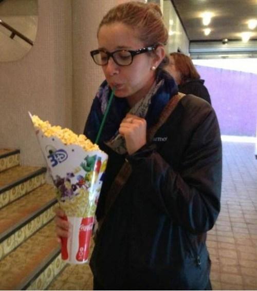 design movie theater Popcorn DIY genius funny - 7495503360