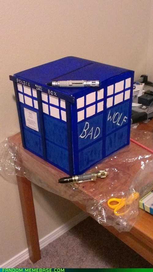 scifi tardis doctor who weddings - 7496178432