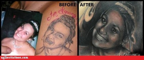 World's Worst Tattoo Fixed
