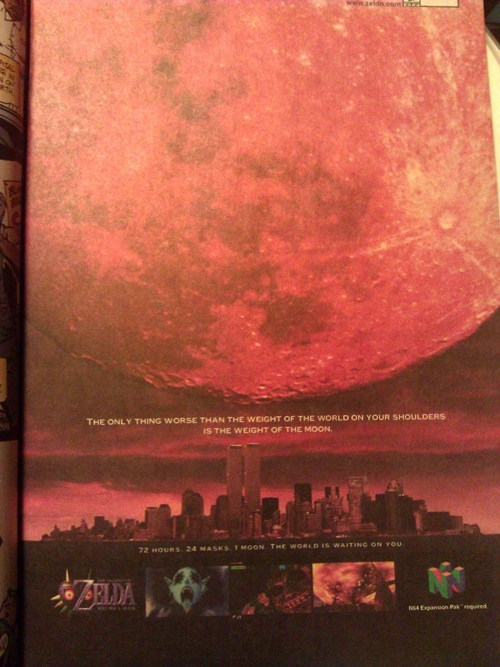 Video Game Ads Used to Be So Cool