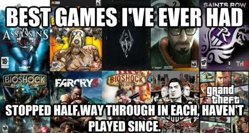 gamers true story video games funny
