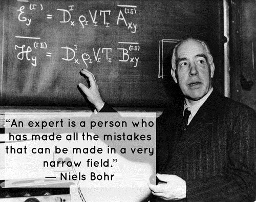 expert,quote,funny,Niels Bohr