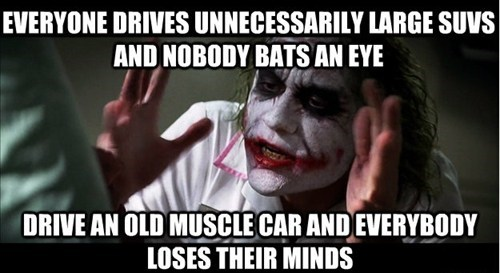 the joker cars Memes funny americana - 7497731584