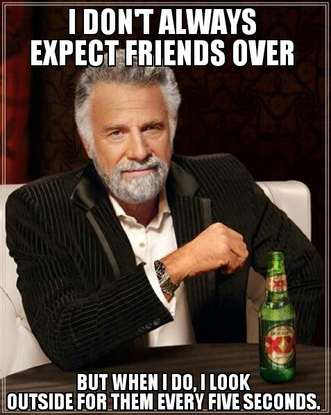 friends the most interesting man in the world Memes funny - 7498032384