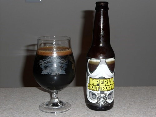 beer star wars stout stormtrooper funny after 12 g rated - 7498245376