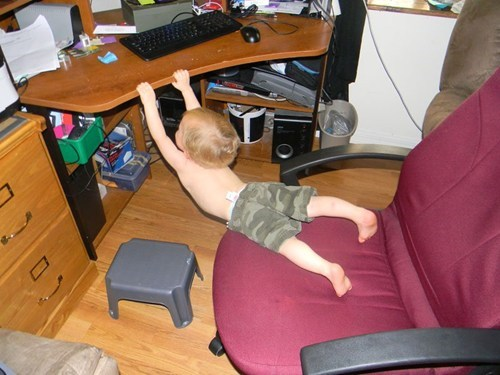 addicted to technology tantrums kids funny - 7498579968