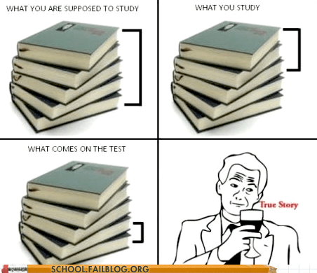 end books test study funny - 7500419840