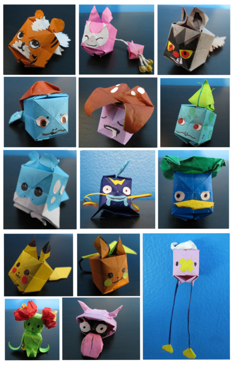 Pokémon,crafts