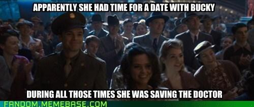 Souffle Girl's Date