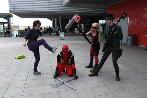 cosplay,deadpool,superheroes
