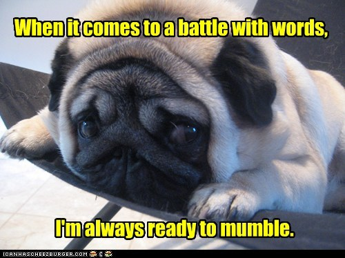 puppy cute mumble - 7503893504