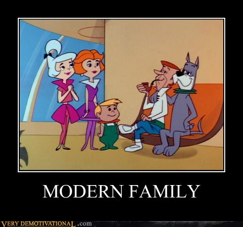 Modern Family the jetsons funny - 7504038144
