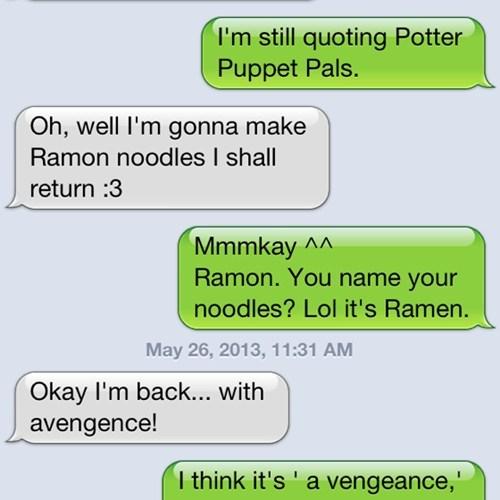 autocorrect,ramen,text,funny