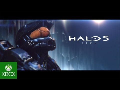 If You've Got Six Hours to Spare on October 26, You Can Watch a Live Release...Party? for Halo 5