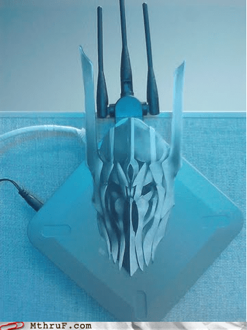 sauron router wifi