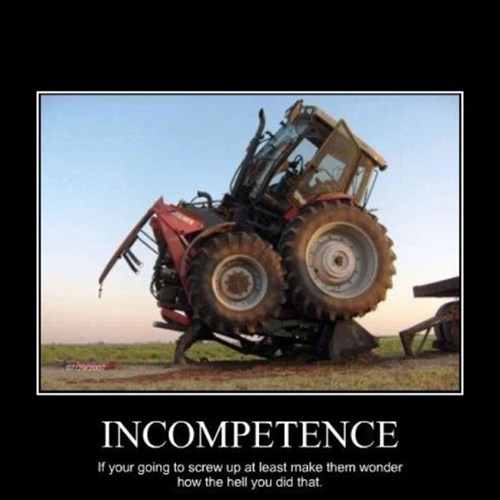 bulldozer incompetence genius funny - 7506337280